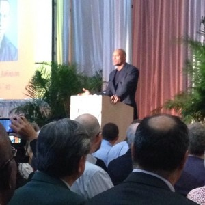 "UMAA Honors Dwayne ""The Rock"" Johnson; Jimmy Johnson; Howard Schnellenberger"