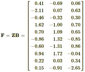 Principal component analysis is a quantitatively rigorous method for achieving this simplification. The method generates a new set of variables, called principal components. Each principal component is a linear combination of the original variables. All the principal components are orthogonal to each other, so there is no redundant information. The principal components as a whole form an orthogonal basis for the space of the data.