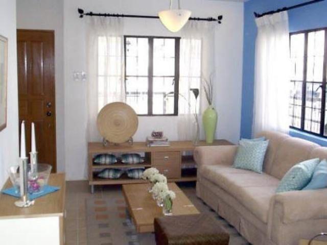 Colores decoracion espacios peque os ideas decoraci n - Pisos pequenos decoracion ...