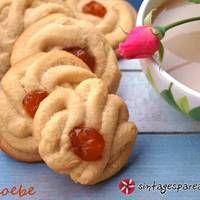 Μπισκότα βουτύρου