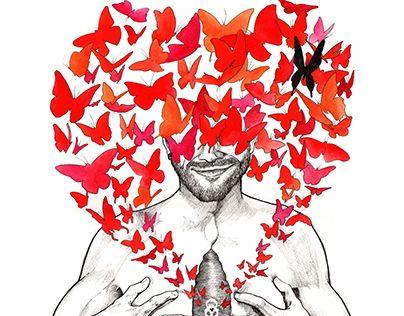 "Check out new work on my @Behance portfolio: ""EL HIJO LARVA"" http://be.net/gallery/40688043/EL-HIJO-LARVA"