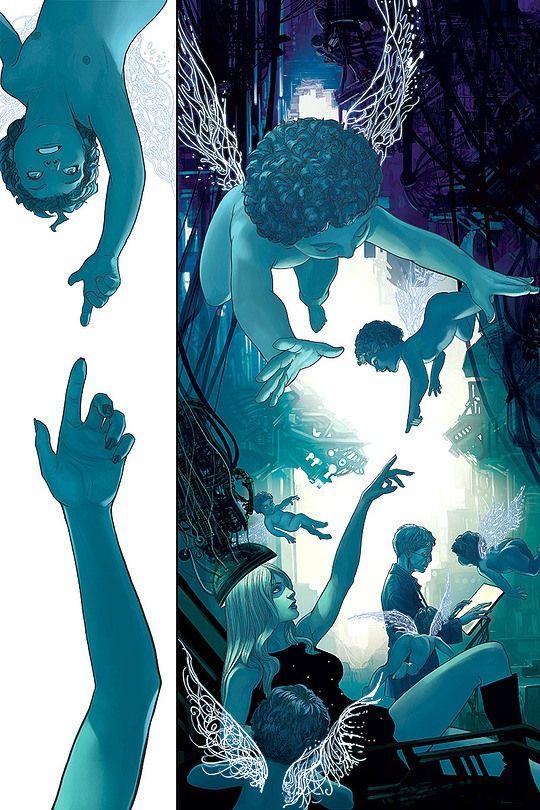 Stunning Illustrations by Nisachar