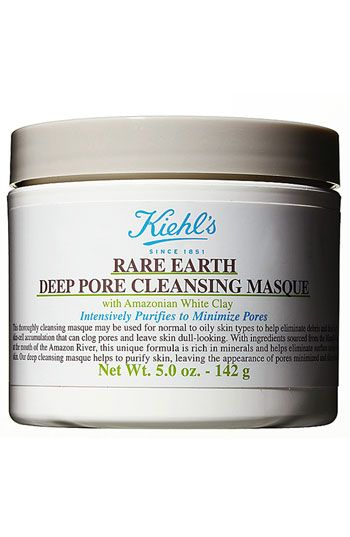 Rare Earth Deep Pore Cleansing Masque with Amazonian White Clay | Kiehl's