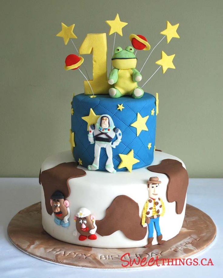 love the cow and stars  I may be able to pull this off on buttercream