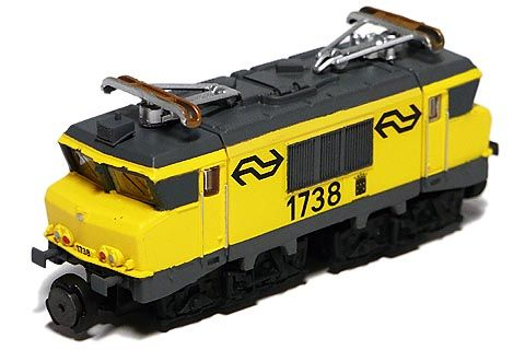 Bトレ NS(オランダ鉄道)1700