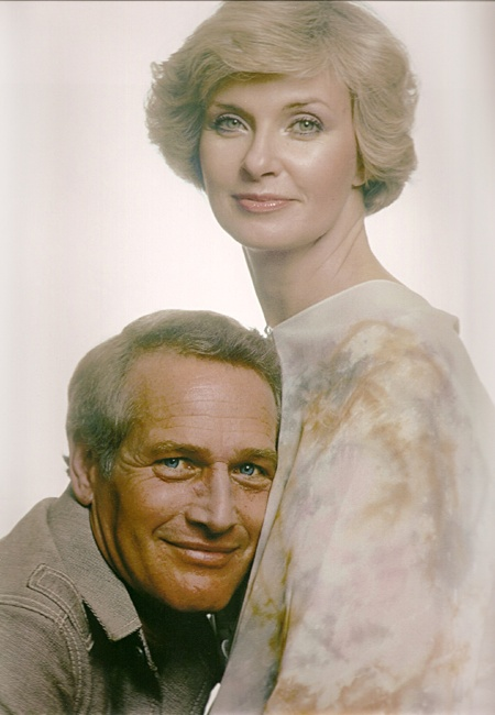 paul newman Joanne Woodward. Over 50 years of a faithful, loving marriage...classy.