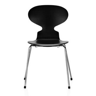 Ant Chair by Arne Jacobsen. Panning on stealing my parents' ant chairs.