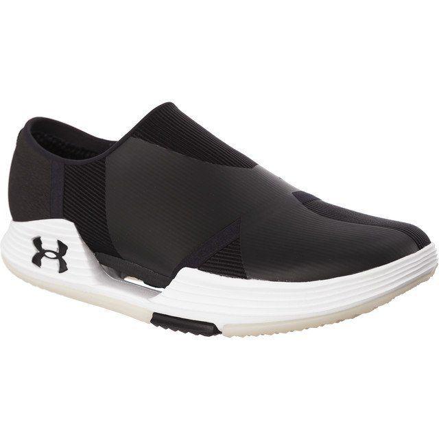 Sportowe Damskie Underarmour Czarne Under Armour Speedform Amp 2 0 Slip 001 Under Armour Slip On Sneaker Shoes