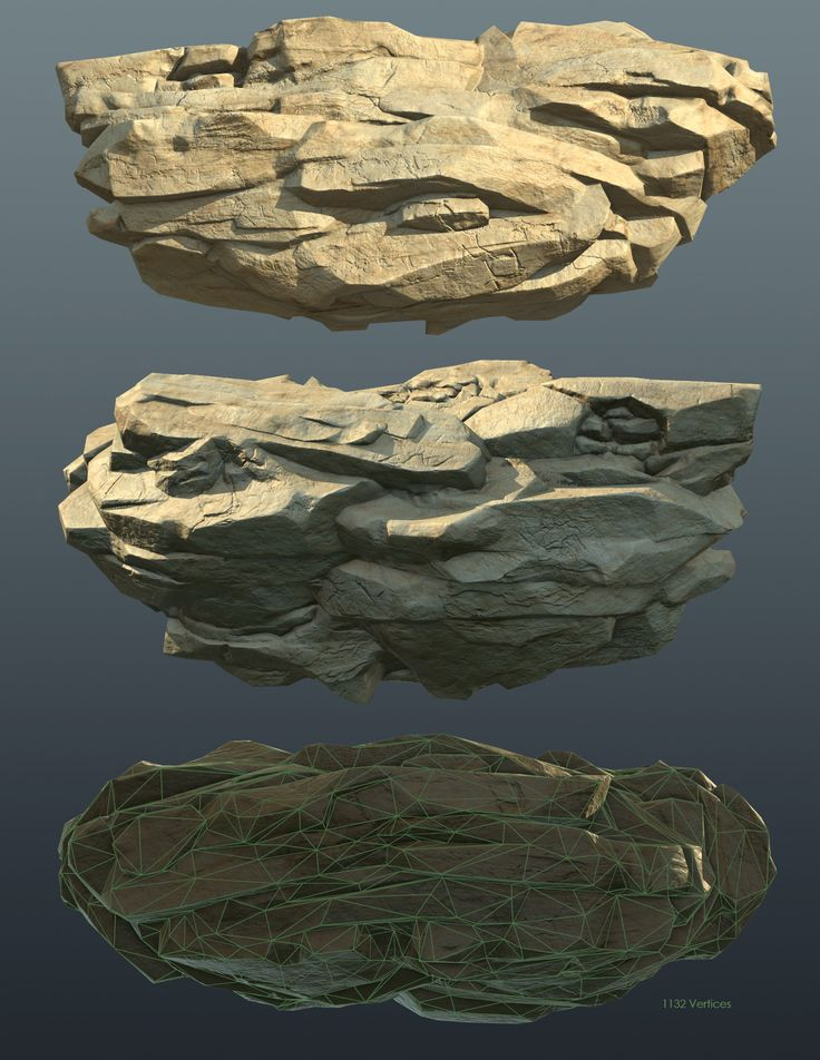 Rawk - Post any rocks you make here! - Page 28 - Polycount Forum