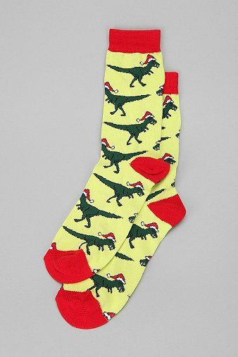 We still believe in Dino-Clause.  #urbanoutfitters