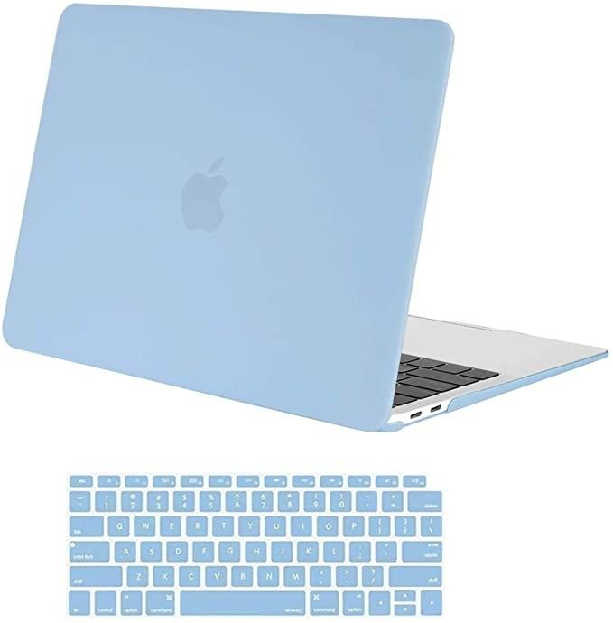 Mosiso Macbook Air 13 Inch Case 2020 2019 2018 Release A2179 A1932 With Retina Display Plastic H In 2020 Macbook Air 13 Inch Macbook Air Case 13 Inch Macbook Air Case