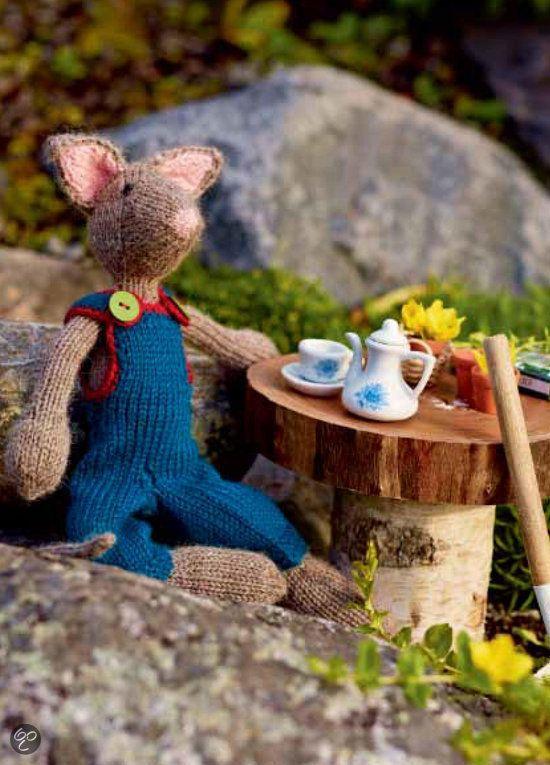 Hoe? Kijk in Breien de bloemetjes buiten, Arne Nerjordet & Carlos Zachrison #crochet #crafts