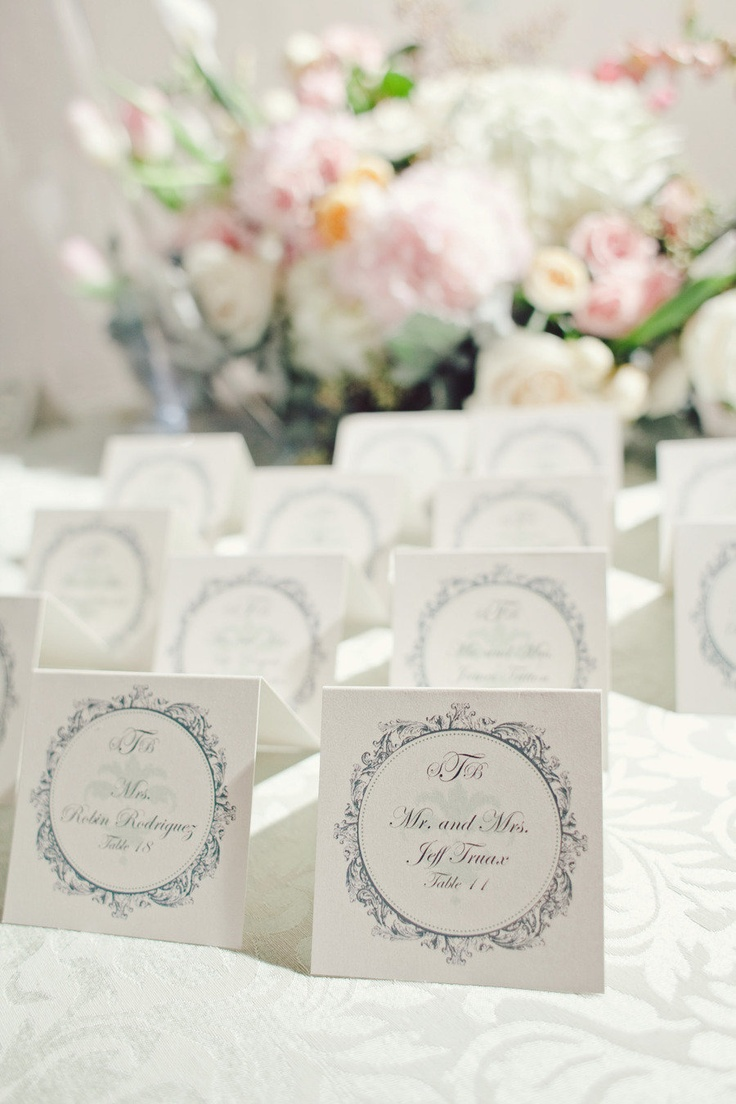 craft ideas for wedding place cards%0A San Antonio Wedding at the Southwest School of Art by The Nichols