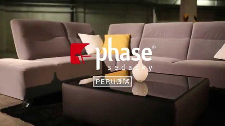 Sedačky Phase CZ - Perugia