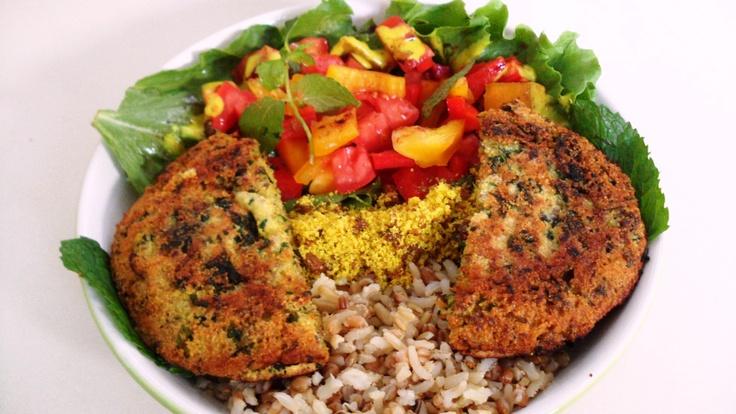 10 best comidas images on pinterest clean eating meals - Comidas vegetarianas ricas ...