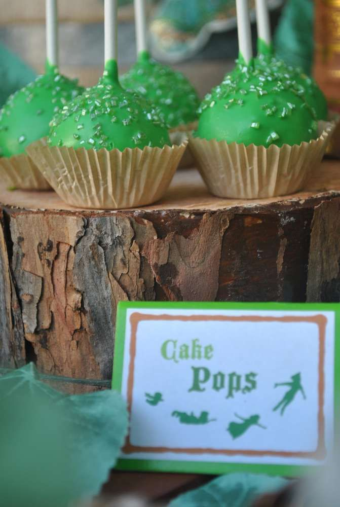 """""""Peter Pan 1st Birthday Party"""" 