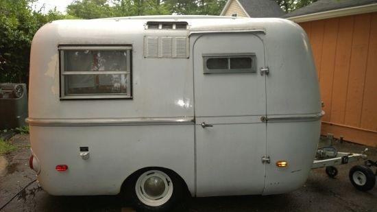 1972 Boler American For Sale Vintage Campers For Sale