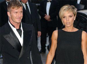 Victoria Beckham e David Beckham filha (Foto: Divulgação)