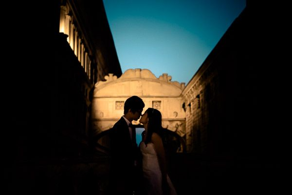Hin and Eric Venice pre-wedding photoshoot