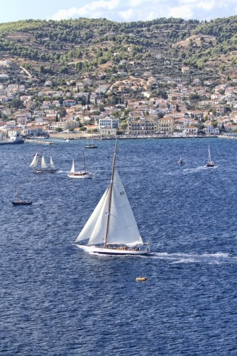 GREECE CHANNEL | SpetseS island, my childhood heaven.