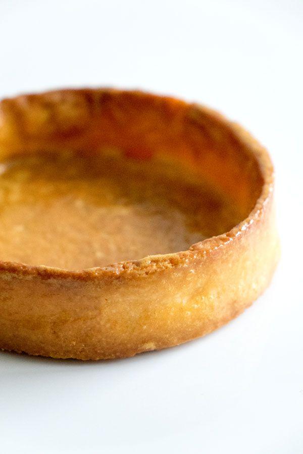 La recette de la pâte sucrée