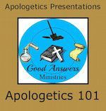 Your homeschool high schooler needs Apologetics. But what if you don't know anything about it? We can help with the FREE Apologetics curriculum from Good Answers and 7SistersHomeschool.com. No prep, interesting, voiceover PPTs from Dr. Gerald Culley. Here's one: Apologetics 101