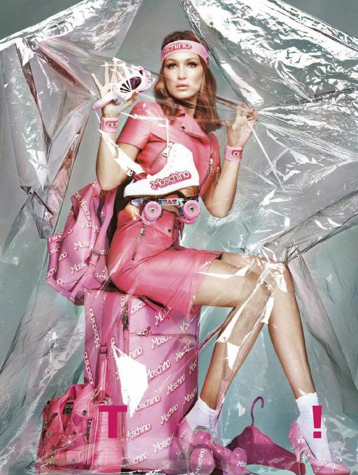 Bella Hadid camaleoa: compare as transformações da top americana
