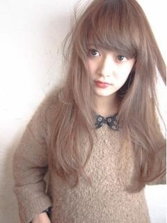 2015年秋のヘアカラーはヨーロッパの女の子みたいな柔らかベージュ♡ - curet [キュレット] まとめ