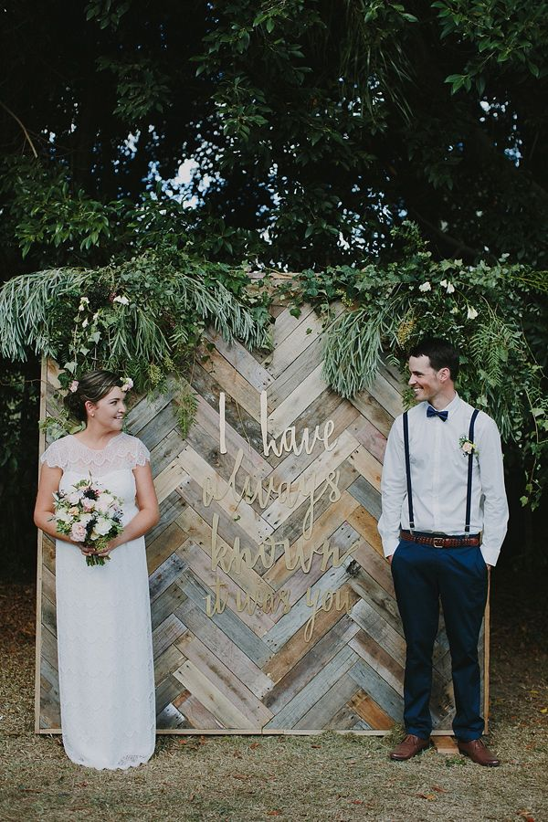 Gold Coast Backyard Wedding