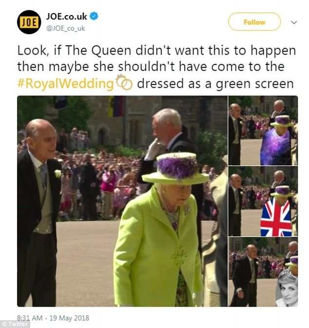 Royalwedding Here Are Some Of Funniest Memes From The Royal Wedding Of Prince Harry And Meghan Markle Photos Funny Memes Memes New Year Meme