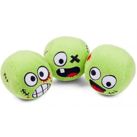 Balles de Jonglage Zombies (x3)