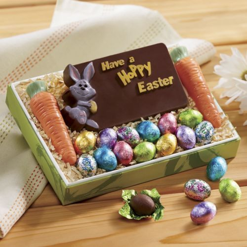 12 best the sweetest gifts for easter images on pinterest gift baskets boxes wish friends and family a hoppy easter negle Choice Image