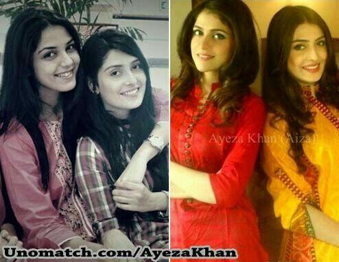 Maya Ali. Aiza khan.  Arij fatima . Aiza khan. Pakistani Actress