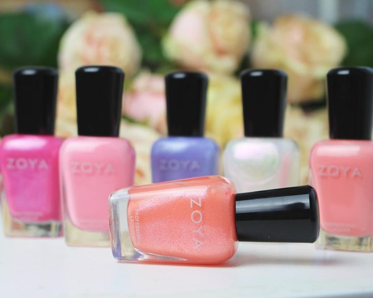 The Zoya Petals Collection for Spring 2016!