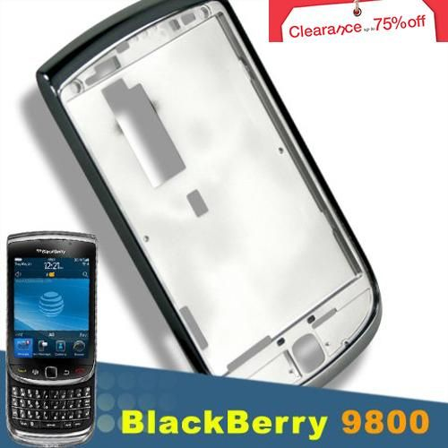 This original Brand new front panel is for #blackberry torch 9800. Instruction is NOT included with the purchase.