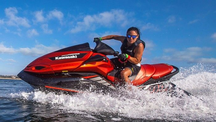 2016 Kawasaki Jet Ski Ultra 310X SE Review - Personal Watercraft
