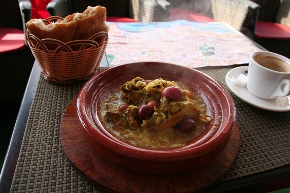 Марокканская кухня десерты горячие