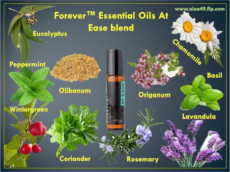 Product Description The Forever Living Essential Oil blends are each made up of several carefully selected oils for maximum results. Gathered from the best sources throughout the world, each note is scientifically selected and blended for the highest potency and efficacy combination. Order at www.nina49.flp.com