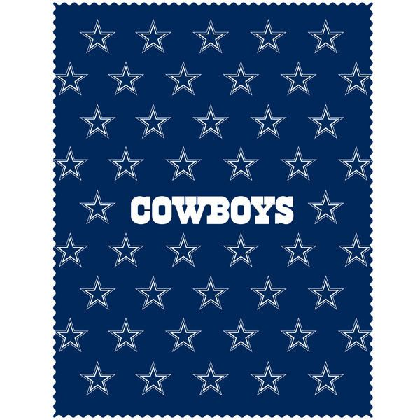 Dallas Cowboys iPad Cleaning Cloth