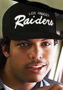 O'Shea Jackson Jr., son of Ice Cube, who portrays his father in the Straight Outta Compton movie. See more pics here: http://www.historyvshollywood.com/reelfaces/straight-outta-compton/