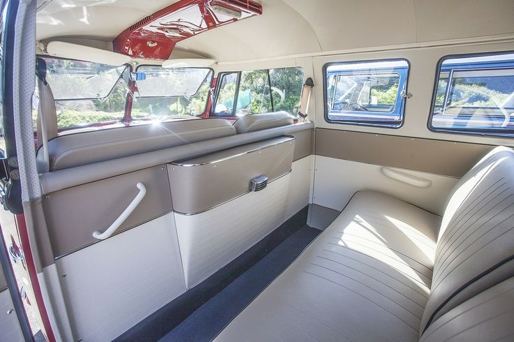 His pristine interior was done by Bus 'n' Bug in Melbourne, Victoria.