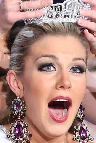 Mallory Hagan , Miss America 2013