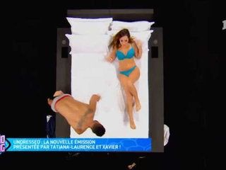 Undressed : Des candidats se rencontrent dans un lit et en sous-vêtements sur NRJ12 (Vidéo)
