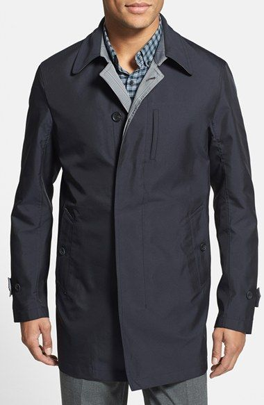 Just because it is raining does not mean you have to sacrifice your style. Here are the best raincoats for men.