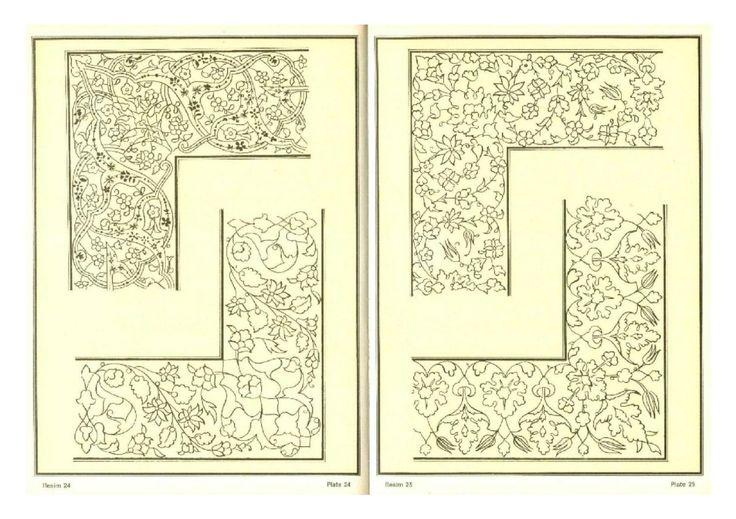 Akar Azade Отрисовка орнаментов | 35 фотографий