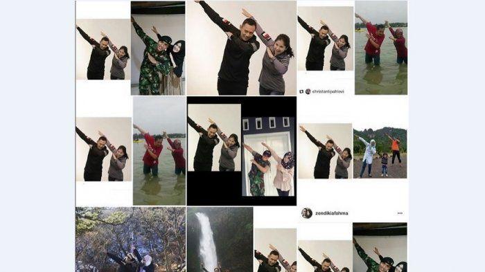 AHY Kampanye - Annisa Pohan Gelar Kompetisi Foto Menirukan Gayanya dan Agus, Netizen Antusias!