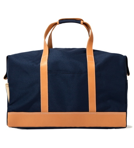 IMIND Navy Boston Bag