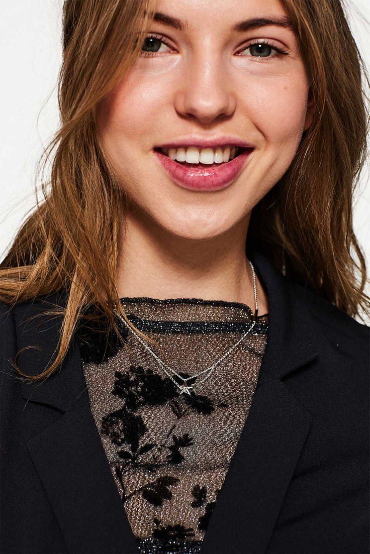 Esprit - Kette mit Stern-Anhänger, Sterling Silber im Online Shop kaufen