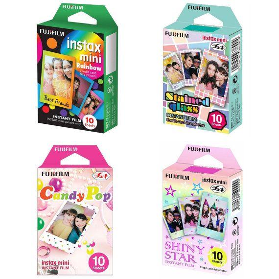 FujiFilm Instax Mini Picture Fuji Instant Film by TitaniumSeller