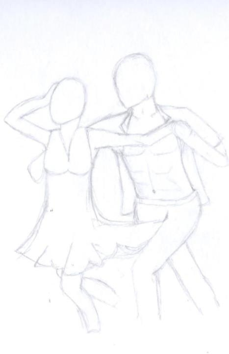 I found a random pic on SYTYCD website and attempted to draw it...